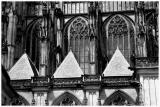 Detail from the St.Vitus cathedral