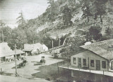 Original Town Of Entiat ( Which was moved in late 50's  to higher ground )