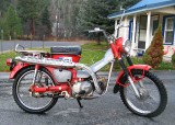 Honda Trail 90,,, One Of The Best Motocycles All Time