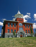 Douglas County Courthouse In Waterville ( Built In 1905 )