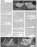 REI Tents From 1972 Catalog