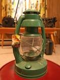 Unlit, Embury  Air Pilot No.# 2 Lantern   ( Made In Warsaw New York )