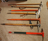 Vintage Ice Axes