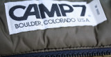 Camp 7,,,, Great  Old School  Bags