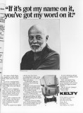 Dick Kelty ( Mid 70's Backpacker Ad )