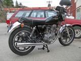 1978 Yamaha SR 500  Thumper Bike