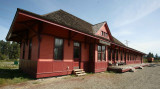 Cle Elum Depot Today  ( Old Milwaukee Road )