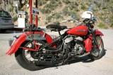 1950 Harley Davidison  ( Side Shifting )