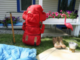 Kelty  Serac  Backpack,, The Biggest, Baddest, Backpack Of The 70's