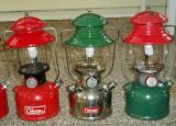 Coleman Lanterns 200 Series