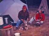 Loop Loop Pass  Mule Deer ( 1992) Same Coleman Stove As 1964 Photo