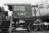 Old Steam Engine in Wenatchee