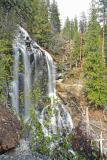 Silver Falls ( 30 miles up Eniat Valley)