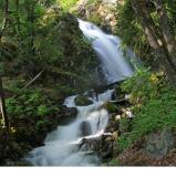 Purple Falls  ( Stehekin ,Wash.)
