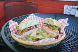 Chicken Salad Sanwich ( Eniat Bakery)