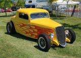 Hot Rods To Hell ( Remember that Movie??) Wenatchee Car Show