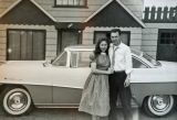 Mom ( Jann) and Dad ( Elmer) in Tenino  1958