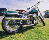 Harley  Old School Dennis Hopper Special
