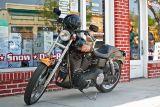 Awesome Local Harley ( Clean Lines Bike)