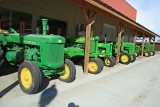 Ron Anderson's  John Deer  Collection In Brewster