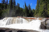 Entiat Falls On Upper River