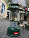 Mint  May 1961 Coleman Model 220 Lantern