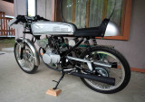Special Edition  Isle Of Man  Honda Racer