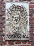 HELENE MARECHAL - GEDENKPLAAT
