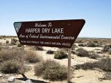 Harper Dry Lake Marsh