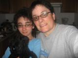 Leslie Kuretzky & Daughter Aryelle