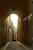 Laneway in Mdina