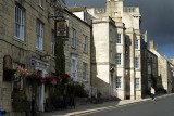New Street, built in 1428 at Painswick