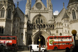 Royal Courts of Justice, The Strand
