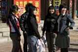 Girls in Yingxian