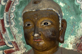 Buddha effigy, Hanging Monastery