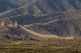 Great Wall, from the Ganzhou - Beijing railway