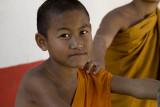 Novice monk, Kengtung, Myanmar