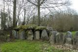 Prehistoric dolmen