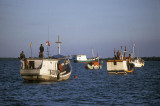 Indonesian fishermen detained in Darwin Harbour