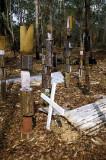 Tiwi graves