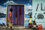 Trade stores in Honiara
