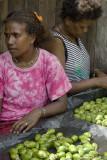 Betel nut market at White River