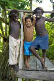 Village boys, Munda