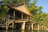 Matikuri Lodge, early morning