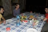 Dinner at Matikuri Lodge