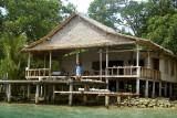 Leaving Matikuri Lodge