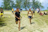School athletics at Auki