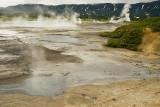 Hot springs in Uzon Caldera