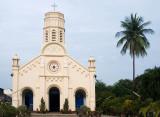 Colonial-era Christian church