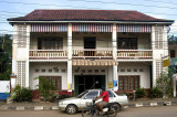 My guesthouse, on the main street